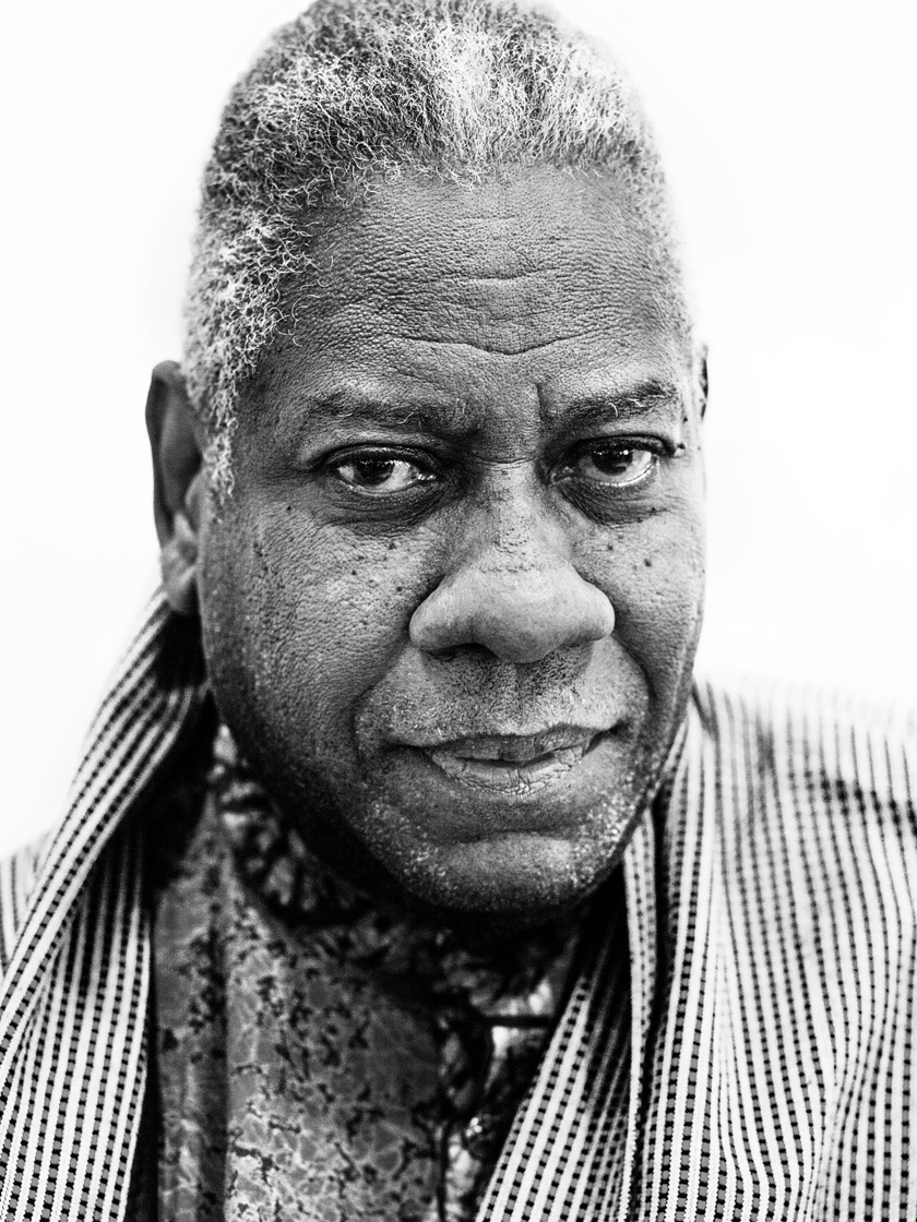 Andre Leon Talley SF Neiman Marcus